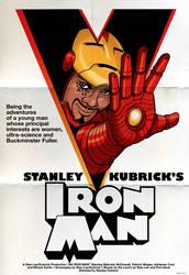 REMAKE: Kubrick's IRON MAN by PaulSizer