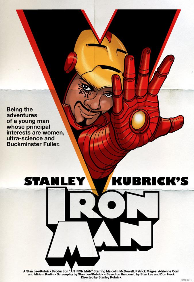 REMAKE: Kubrick's IRON MAN