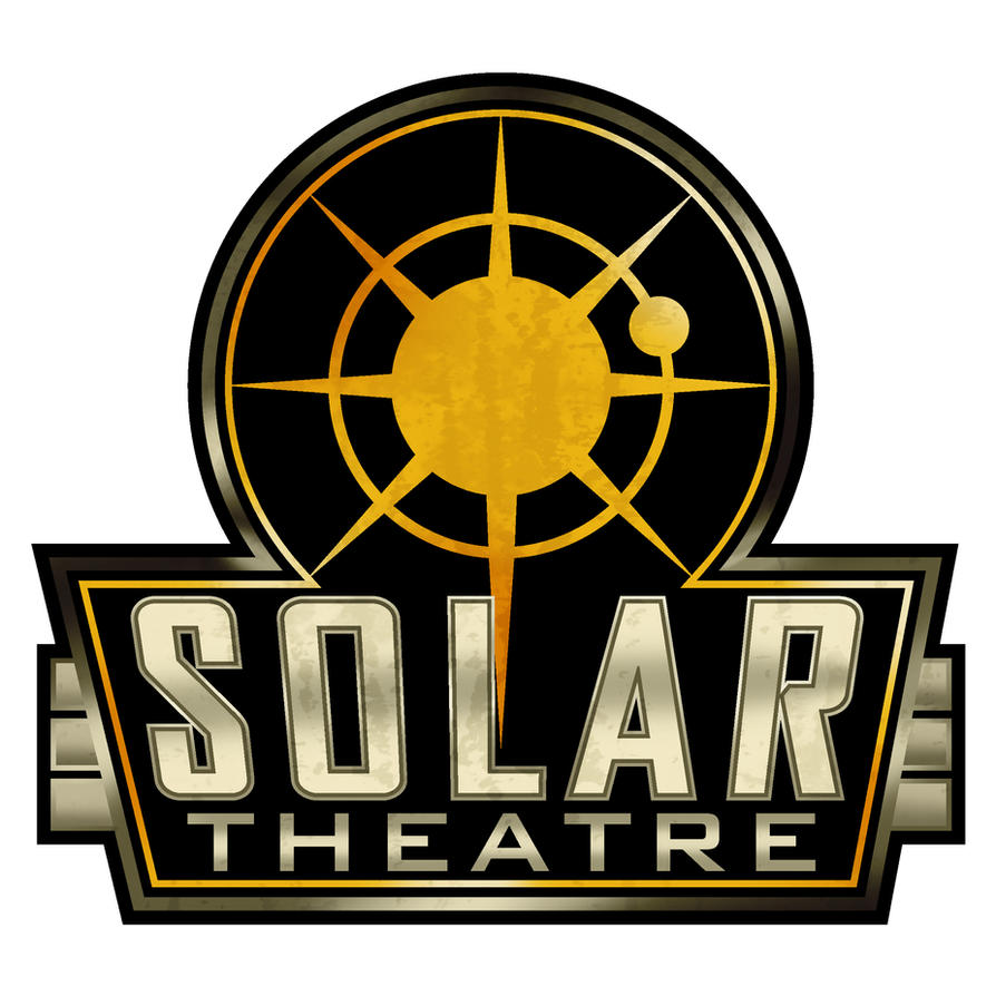 SOLAR THEATRE Game Logo by PaulSizer
