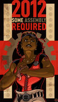 2012 ASSEMBLY REQUIRED POSTER