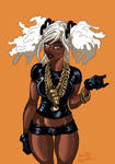 AFRO-STORM COLOR by SIZER