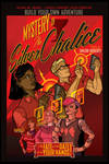 MYSTERY OF THE SILVER CHALICE Theatre Poster