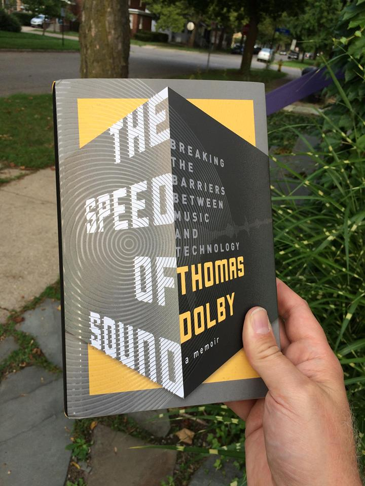 Thomas Dolby THE SPEED OF SOUND Cover by PaulSizer