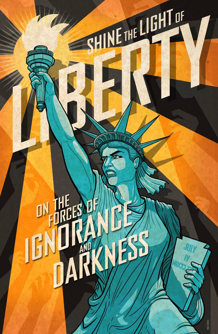 The Light Of Liberty 2017