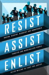 Resist, Assist, Enlist 2017