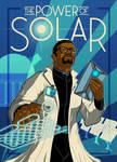 COM-ED The Power of Solar poster