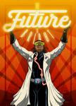 COM-ED The Future is Bright poster