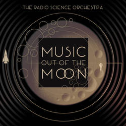 Music Out Of The Moon album cover by PaulSizer