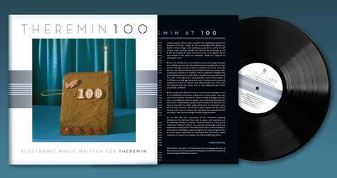 Theremin-100 LP Design 1