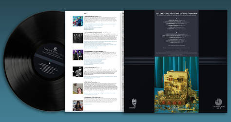 Theremin-100 LP Design 2