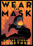 Wear The Mask Poster 2020