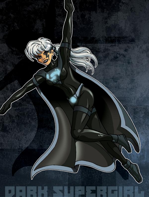 dark supergirl wallpaper - photo #24