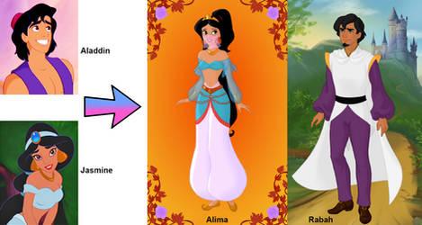 Next Generation_Aladdin/Jasmine