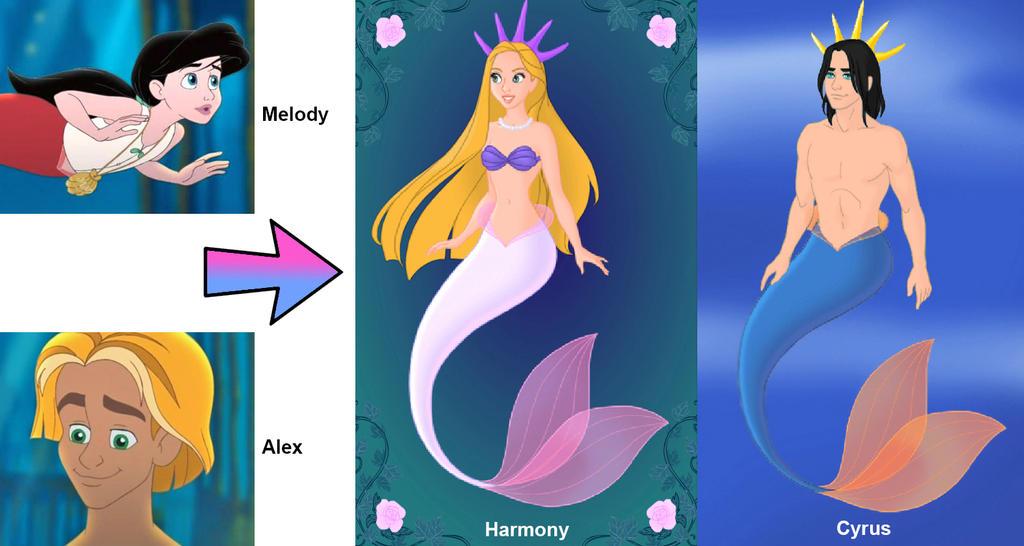 The Next Little Mermaid