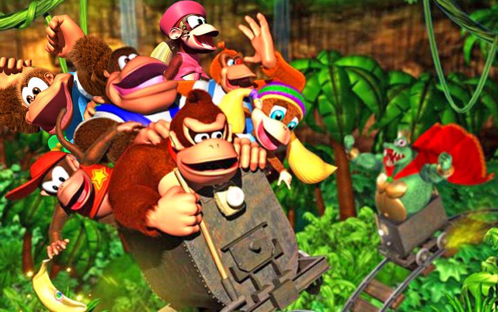 Kong Family by SilverBuller on DeviantArt