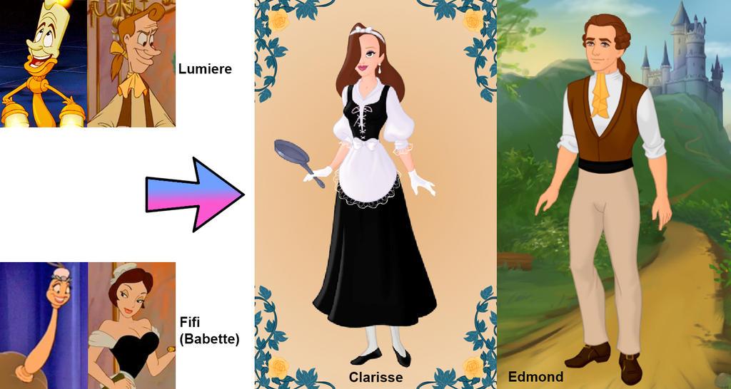 Next Generation Lumiere Fifi Babette By SilverBuller