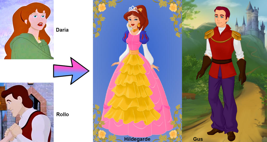 princess and the pea costume. Next Generation_Daria/Rollo By SilverBuller Princess And The Pea Costume