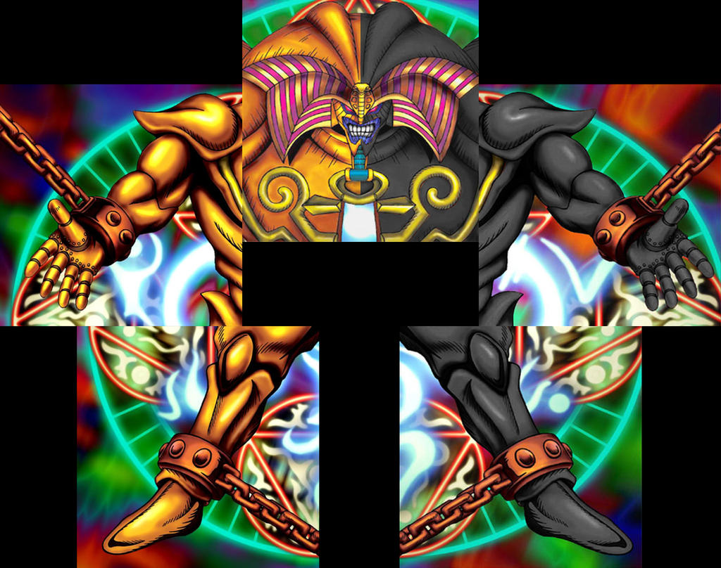 Exodia of Light and Dark by SilverBuller on DeviantArt - photo#41