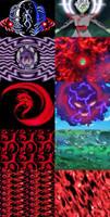 Similarities - Giygas and Zamasu