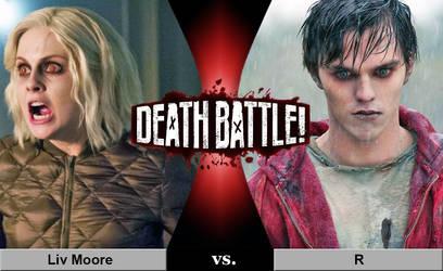 Death Battle: Liv vs. R