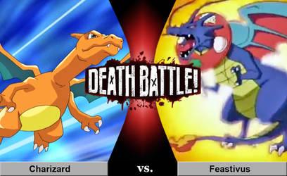 Death Battle: Charizard vs. Feastivus