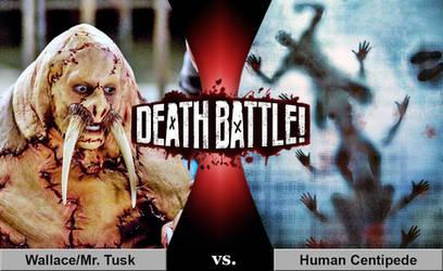 Death Battle: Wallace vs. The Human Centipede