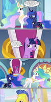 Twilight's Personal Guard