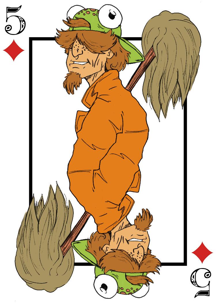 Flycatcher Card by Relentless666