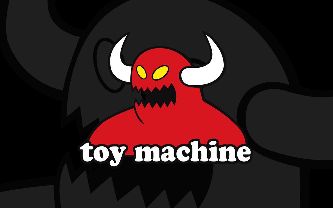 Toy Machine by sacam101 on DeviantArt