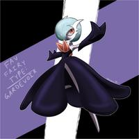 Pokeddexy day 5: Fairy type by ChaosMonkeyATG