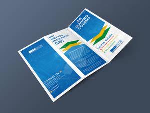 GIS Company Brochure Mockup