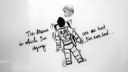 It's A Mad World - The Lost Astronaut