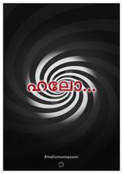 Malayalam Movie Minimal Poster | Anjaam Paathira