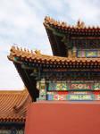 Forbidden City roof study