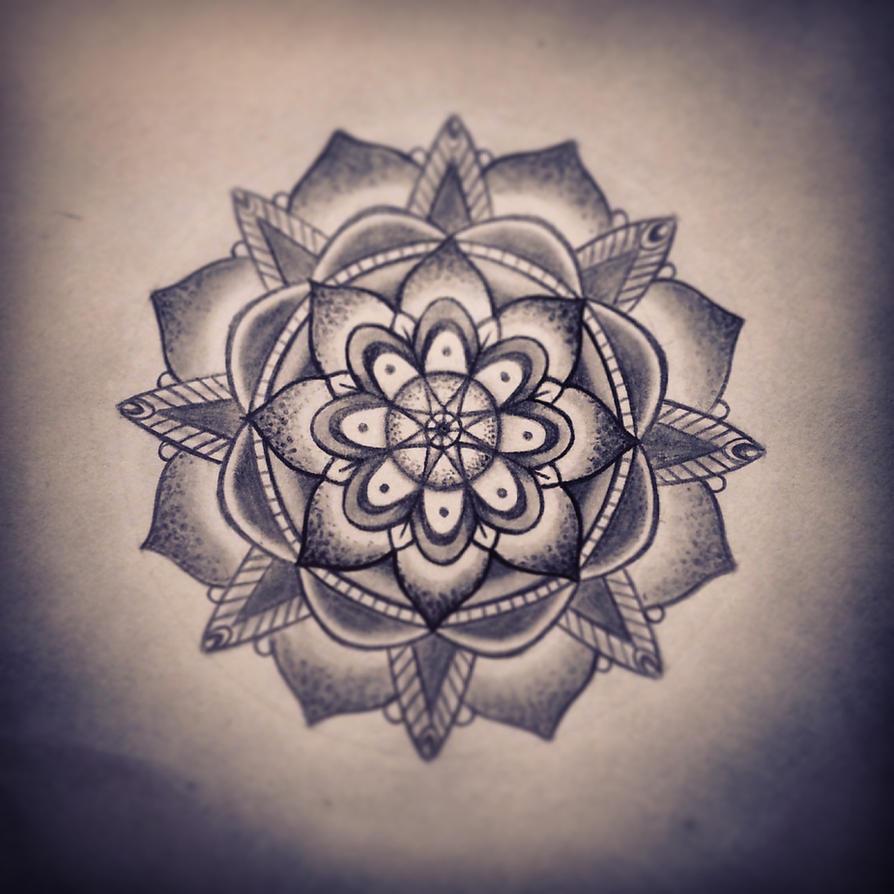 Mandala tattoo design. by Searwen on DeviantArt