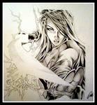 Psylocke by BlackhawksWin76
