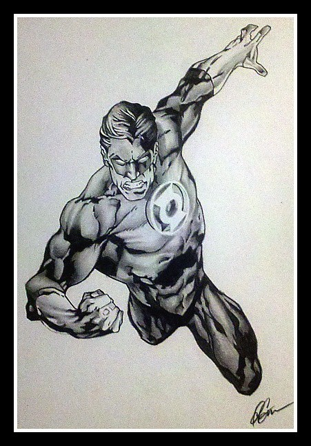 Green Lantern by BlackhawksWin76