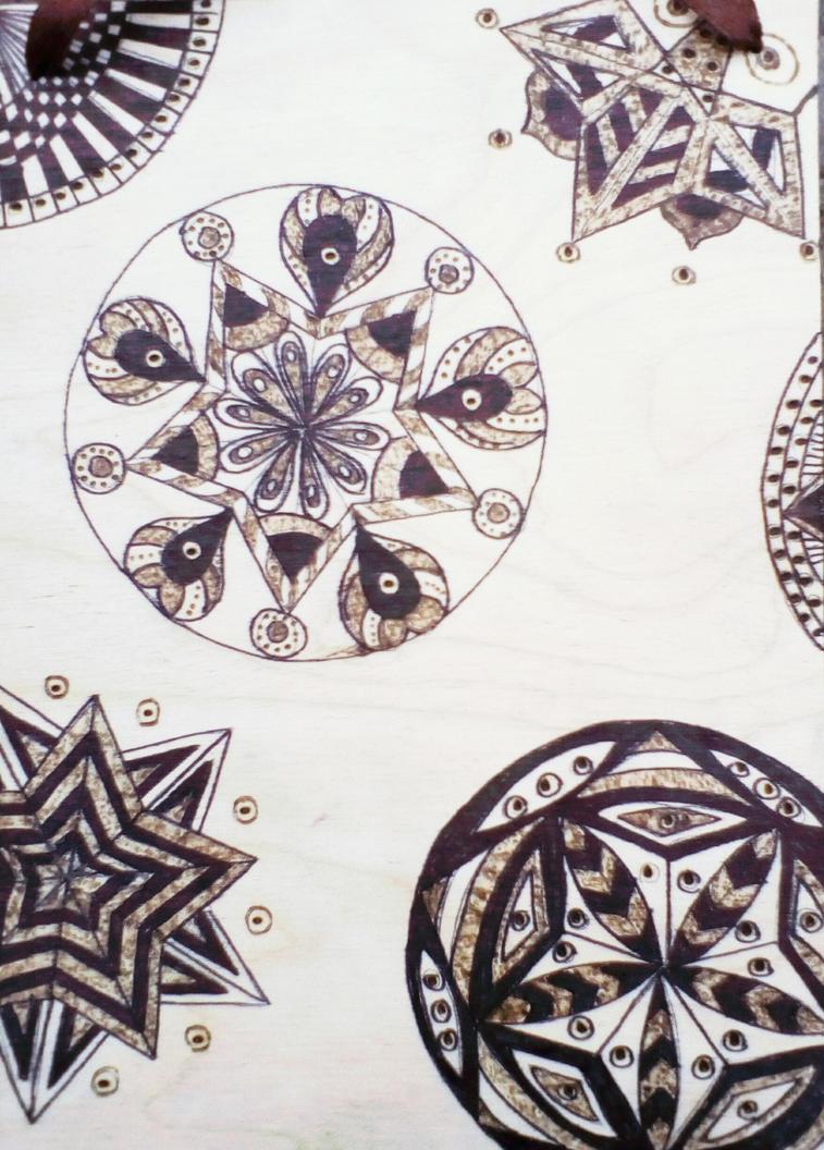 Mandala bubbles :) by TamaraFaith