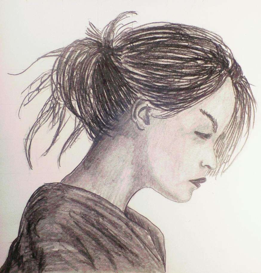 Girl by TamaraFaith
