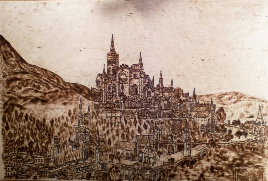 Toussaint with pyrograph by TamaraFaith