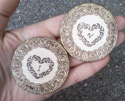 pyrography gift for lovers