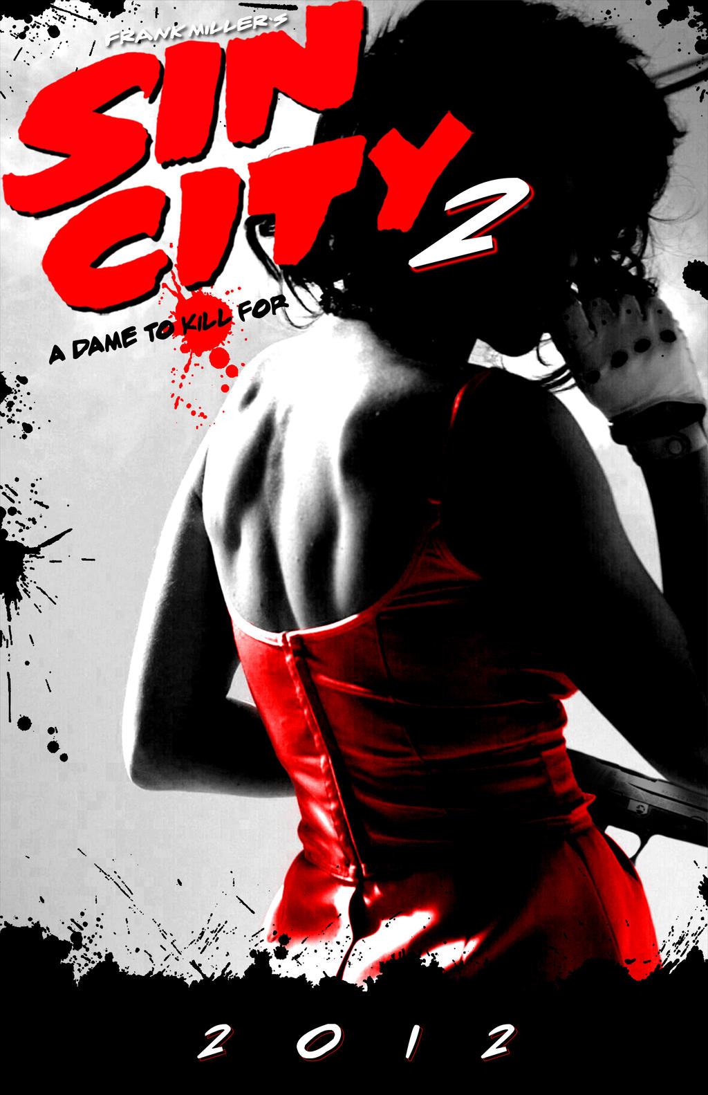 Sin City 2: A Dame to Kill For by SomewhatSavvy