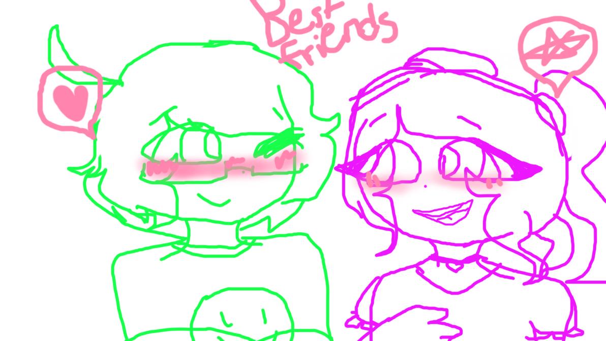 Bestfriends by XxJ3nniferTheBunnyXx