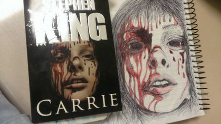 Carrie Cover Comparison
