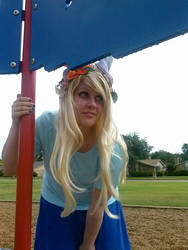 Fionna The Human Cosplay