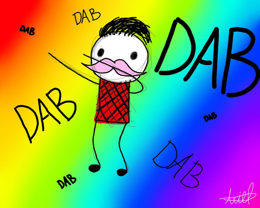 Mark Dab by 0BubbleTea0