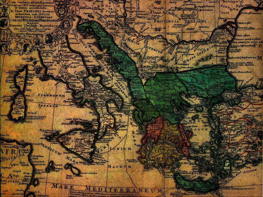 Mediterraneum by circleinstar