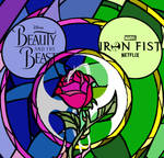 Mickey Head - Beauty and the Beast / Iron Fist