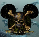 Mickey Head - Pirates: Dead Men Tell No Tales