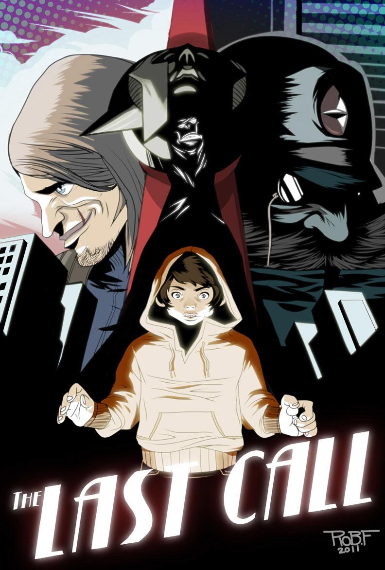 The Last Call by Dynamaito